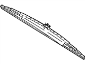 Lincoln Windshield Wiper - F8VZ-17528-AB