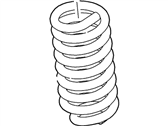 Ford Expedition Coil Springs - 7L1Z-5310-B