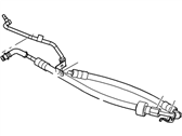 Ford Expedition Power Steering Hose - 9L3Z-3A719-E