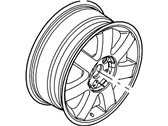 Mercury Spare Wheel - 5F9Z-1007-C