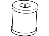 Ford E-350 Econoline Club Wagon Fuel Filter - F8CZ-9N184-AAGF