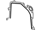 Ford Oil Pump Gasket - BM5Z-6659-A