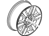 Ford F-150 Spare Wheel - 6L3Z-1007-AA