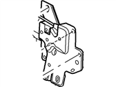Lincoln Tailgate Latch - 6W4Z-5443200-B