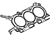 Ford Edge Cylinder Head Gasket - AU3Z-6051-A