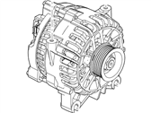 Mercury Alternator - 6L2Z-10346-ARM