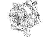 Ford Crown Victoria Alternator - 6W1Z-10V346-AARM