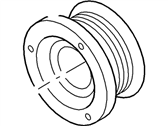 Lincoln A/C Idler Pulley - XW4Z-19D784-CA