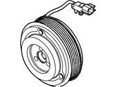 Ford A/C Idler Pulley - 8L8Z-19D784-A