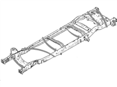 Ford E-250 Front Cross-Member - BC2Z-5005-C