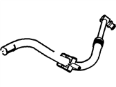 Ford Crown Victoria Power Steering Hose - 9W7Z-3A713-B