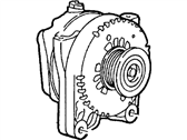 Mercury Capri Alternator - F6LY-10346-ARM