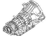 Ford 8C3Z-7000-BRM Automatic Transmission Assembly