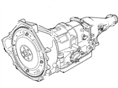 Ford 2L1Z-7V000-DRM Transmission Assembly