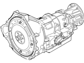 Ford 2L1Z-7V000-FRM Transmission Assembly