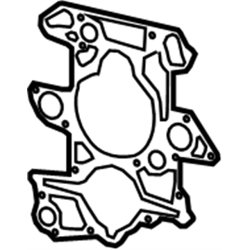 Genuine Ford Timing Cover Gasket 3C3Z-6020-CA