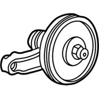 Ford 1F1Z-6A312-AA Engine Crankshaft Pulley
