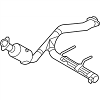 Ford CL3Z-5E212-A Catalytic Converter