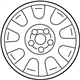 Ford Crown Victoria Spare Wheel - 6W3Z-1007-BA