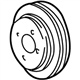 Ford Water Pump Pulley - F3LY-8509-A