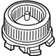 Ford Fusion Blower Motor - DG9Z-19805-B