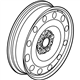Ford Flex Spare Wheel - 5G1Z-1007-AA