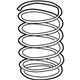 Lincoln MKX Coil Springs - 7A1Z-5310-C