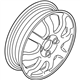 Ford Fiesta Spare Wheel - BE8Z-1007-A