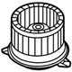 Ford Transit Connect Blower Motor - YS4Z-19805-AB