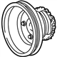 Ford E-150 Crankshaft Pulley - 3L3Z-6B321-AA