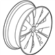 Ford Flex Spare Wheel - DA8Z-1007-E