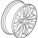 Ford Flex Spare Wheel - BE9Z-1007-A