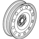 Ford Flex Spare Wheel - DE9Z-1015-A