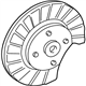 Ford F-250 Super Duty Clutch Disc - 5C3Z-7550-A