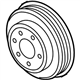 Ford Transit Connect Crankshaft Pulley - CV6Z-6312-D