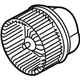 Ford Transit Connect Blower Motor - H1FZ-19805-B