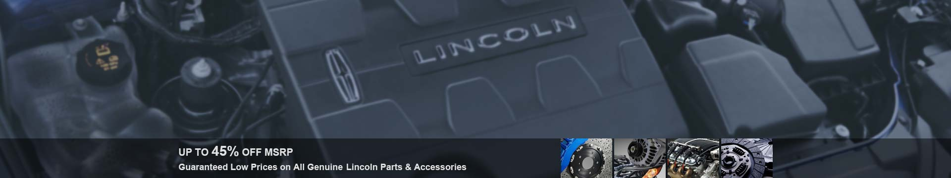 Guaranteed low prices on all Genuine Lincoln Mark VI parts